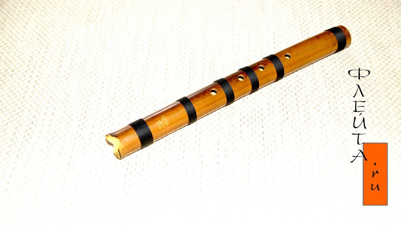 Как сделать флейту (свирель) своими руками 12