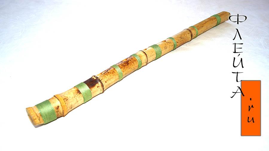 Как сделать бамбуковую флейту своими руками 60